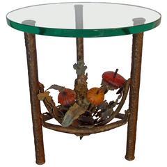 Tom Greene Occasional Brutalist Sculpture Table