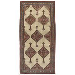 Antique Serab Runner