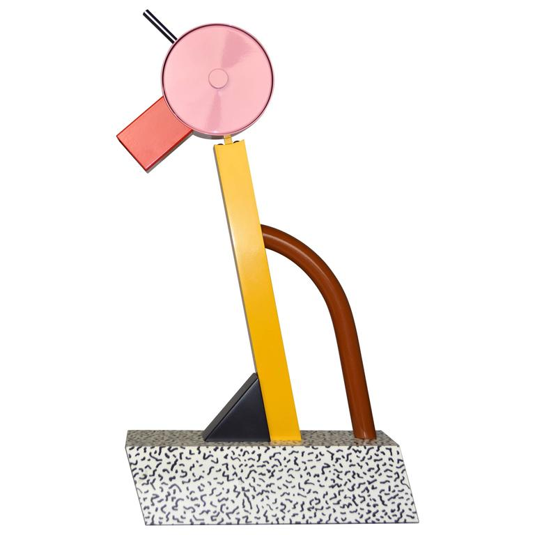 Ettore Sottsass For Memphis Quot Tahiti Quot Lamp For Sale At 1stdibs