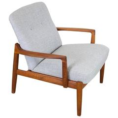 Easy Chair by Tove and Edvard Kindt-Larsen for France & Søn