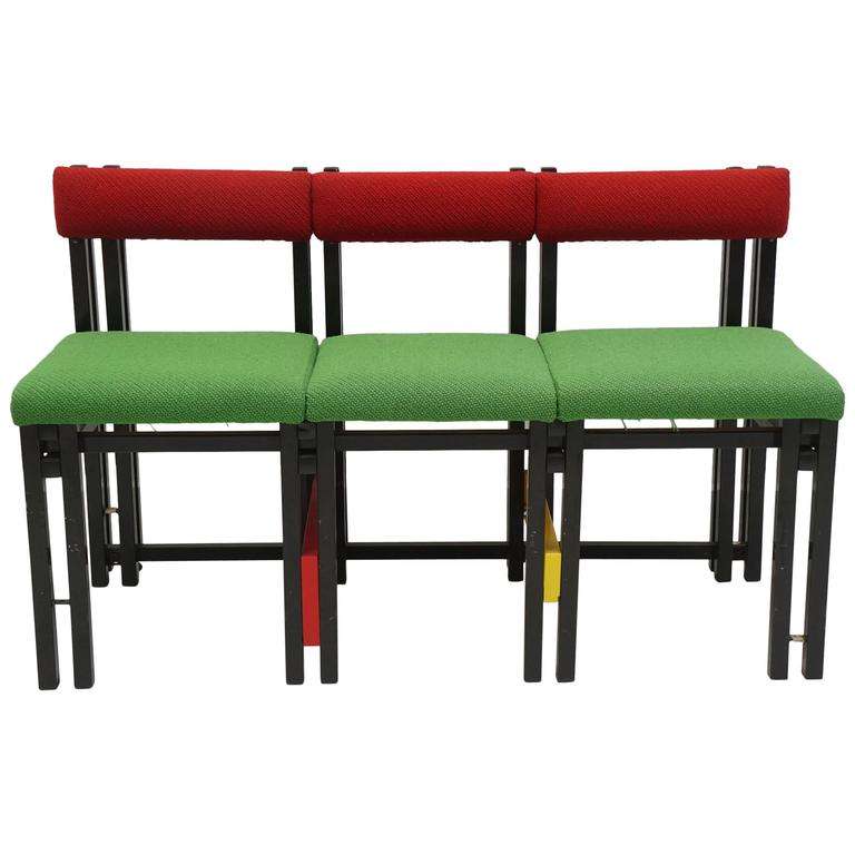 Custom Design Metal Frame Bench For Sale At 1stdibs