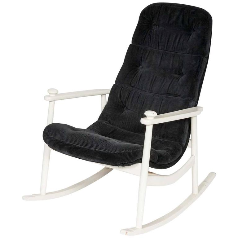 This White Frame Rocking Chair is no longer available.