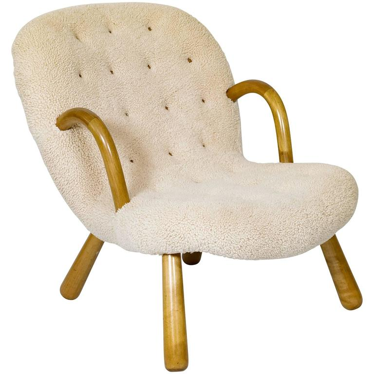 "Philip Arctander ""Clam"" Chair"