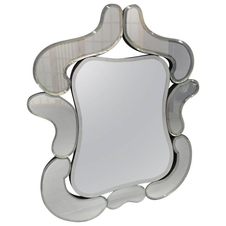 Italian Venetian Style Mirror