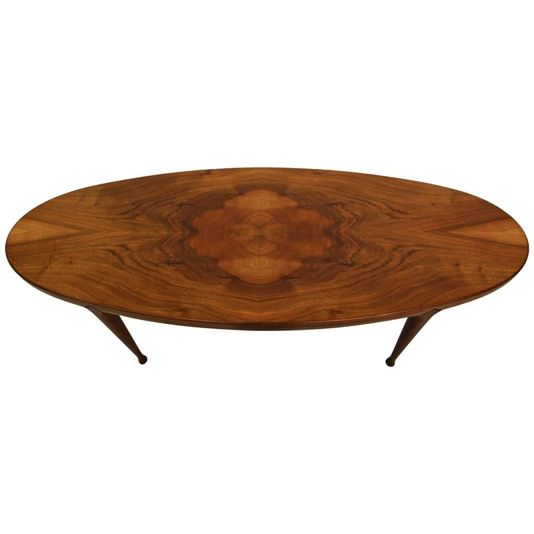 Mid Century Surfboard Coffee Table At 1stdibs: Scandinavian Mid-Century Surfboard Coffee Table Made In