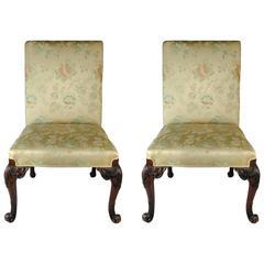 Pair of George III Chairs