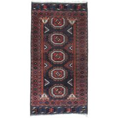 Fantastic Antique Baluch Rug