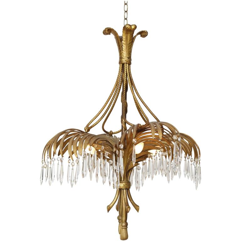 French Chandelier 1