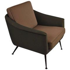 Swedish Atomic Modern Lounge Chair