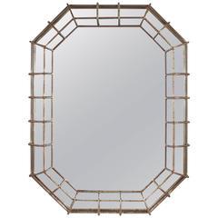 Studio Mirror in Rebar
