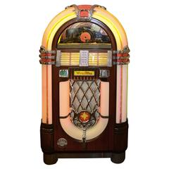 Wurlitzer Juke Box, Genuine Original 1948 Model from 2011 Re-Edition