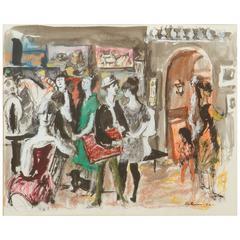 """Gallery"" by Gustav Likan"