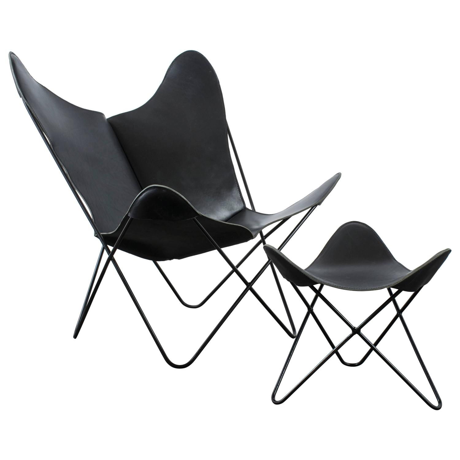 Butterfly chair black - Butterfly Chair Black 31