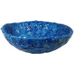 Jerome Massier Vallauris French Ceramic Bowl