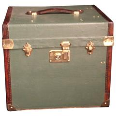 1930s French Hat Trunk