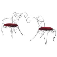 Andre Dubreuil Ram Chair