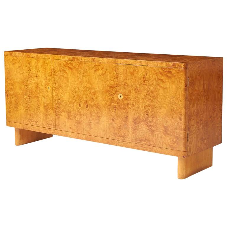 Birka Sideboard by Axel Einar Hjorth for NK, Sweden
