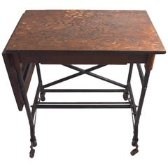 Turn of the Century Industrial Work Table
