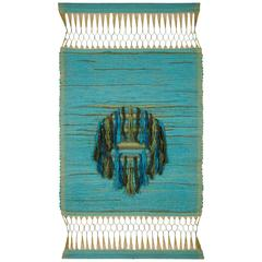 Sheila Hicks, Palghat Tapestry, India, 1966