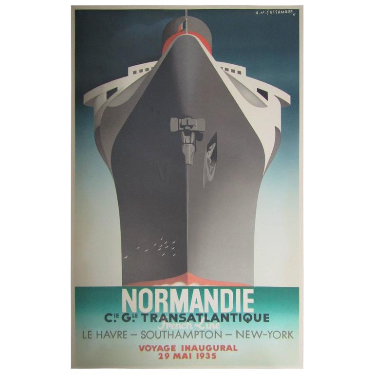 Cassandre Art Deco