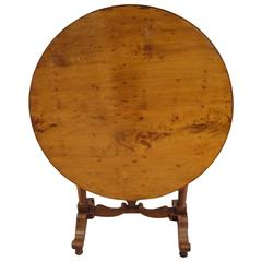 19th Century French Wine Table