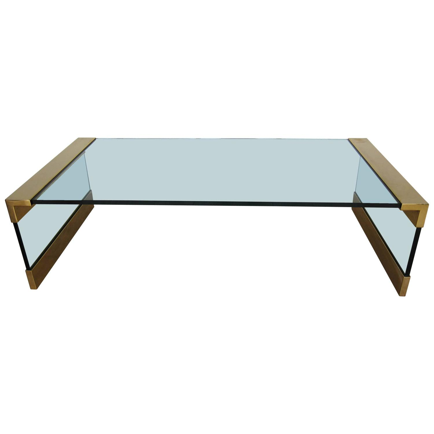 Pace collection coffee table at 1stdibs Collectors coffee table