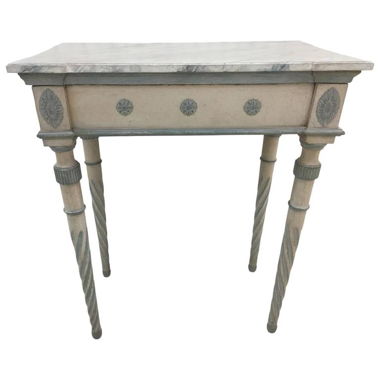 Early 19th Century Gustavian Console For Sale