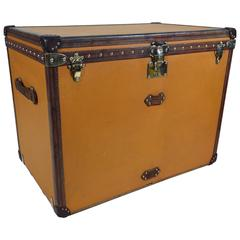 Louis Vuitton Orange Vuitonitte Trunk
