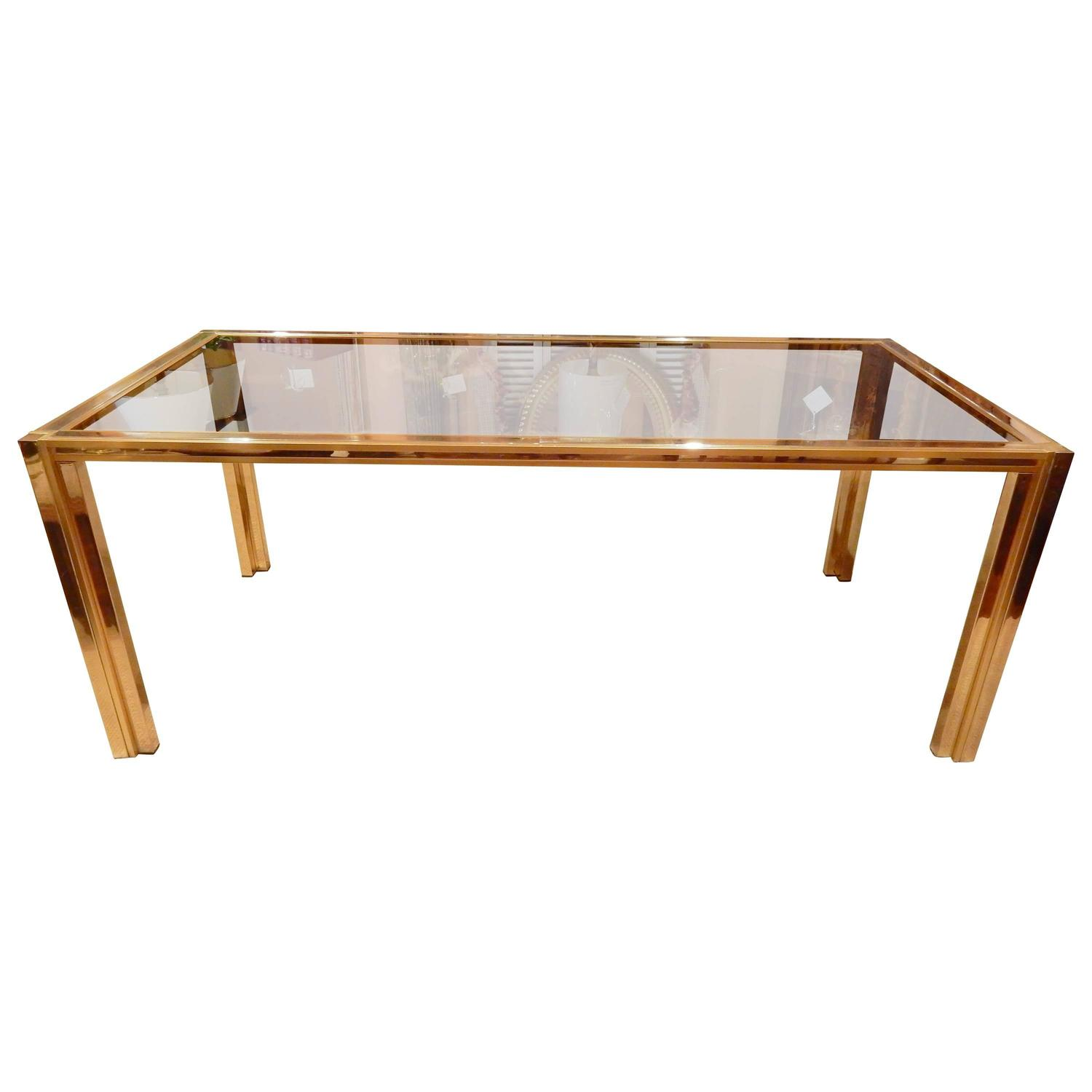 italian mid century modern dining table at 1stdibs