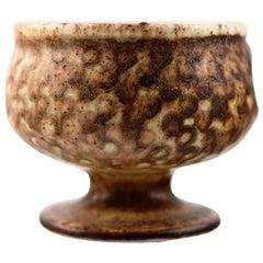 Stig Lindberg, Gustavberg Studio Hand, Ceramic Miniature Vase