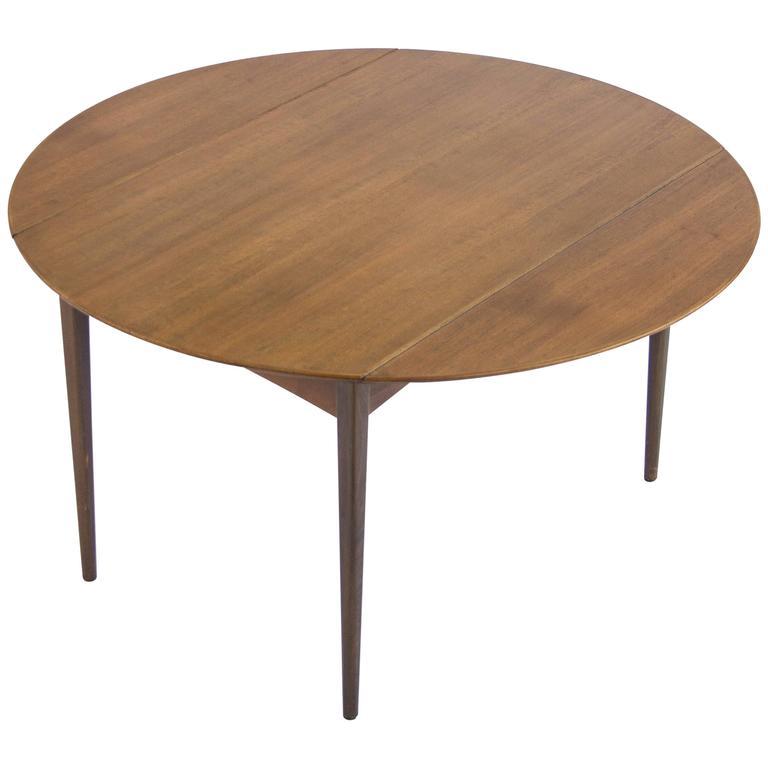 Addison Dining Room Table Round Drop Leaf Adara