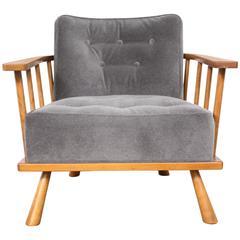 Lounge Chair by T.H. Robsjohn-Gibbings for Widdicomb