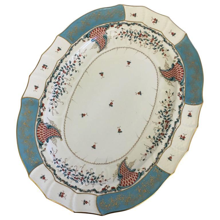Herend Cornucopia 'TCA' Oval Serving Platter #1100