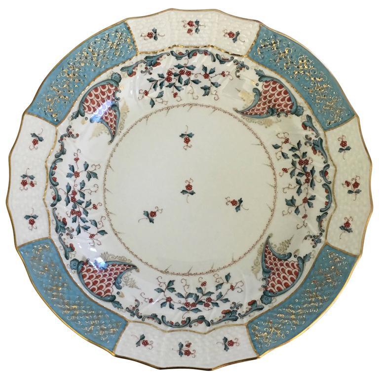 Herend Cornucopia (Tca) Dinner Plate #1525