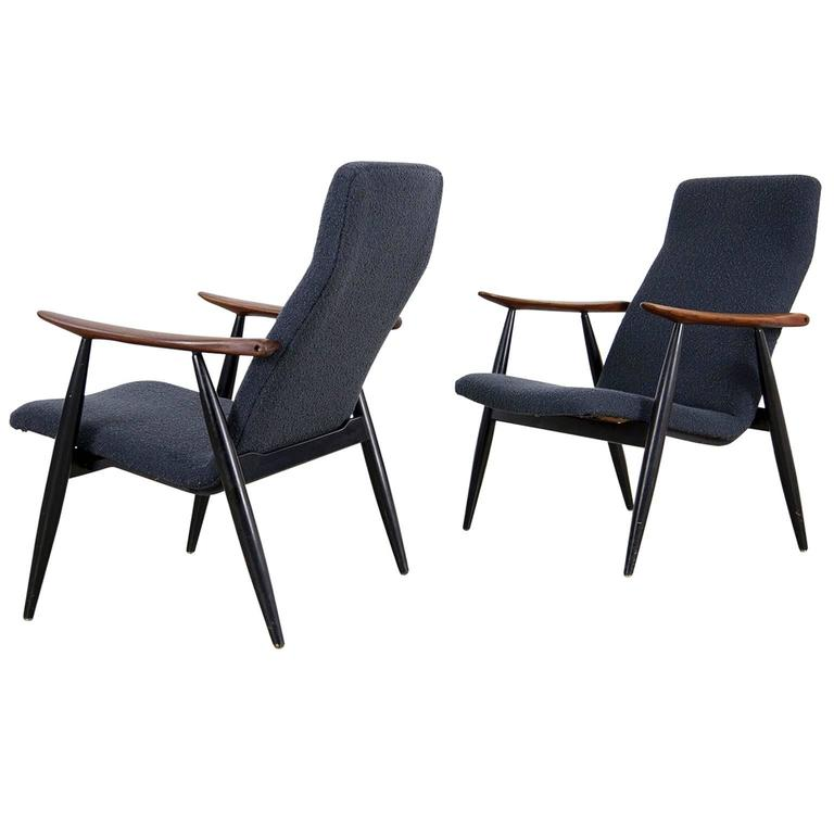 Set of Two Easy Chairs by Olli Borg for Asko