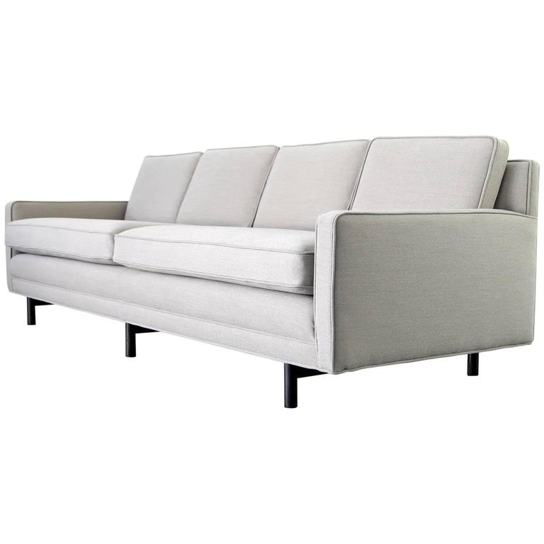 Four-Seat Sofa by Paul McCobb for Directional, USA