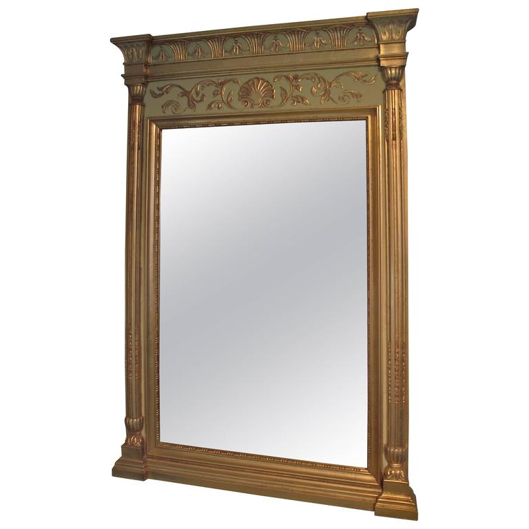 Reproduction Georgian Style Mirror