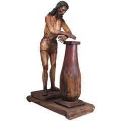 Christ at the Column 'Flagellation of Christ'