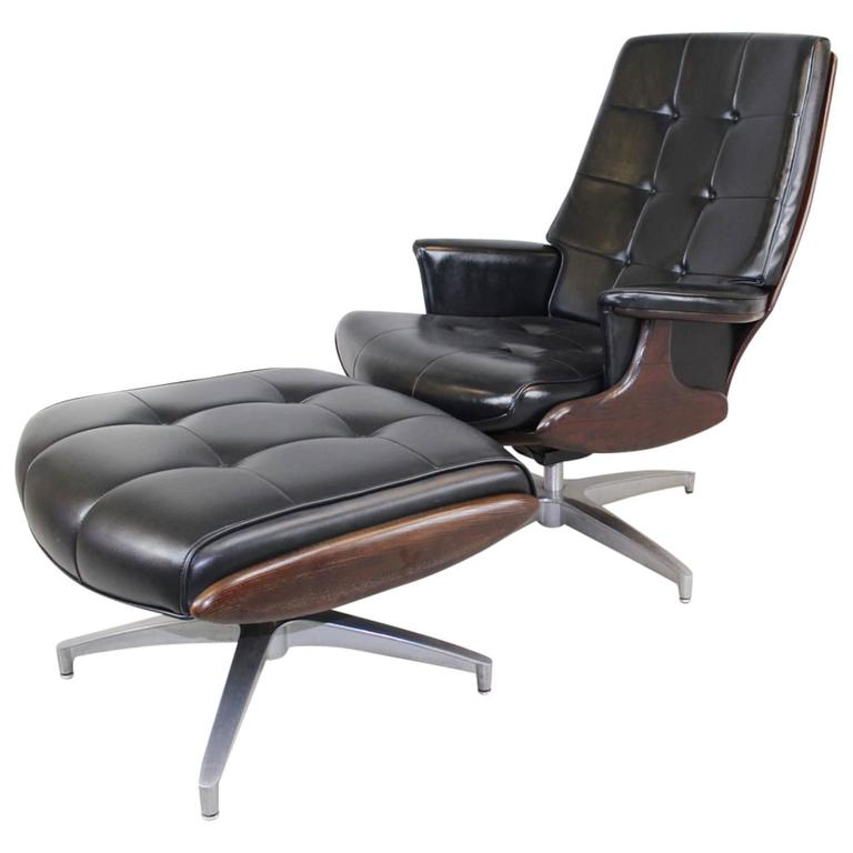 This Heywood-Wakefield Lounge Chair and Ottoman is no longer available ...