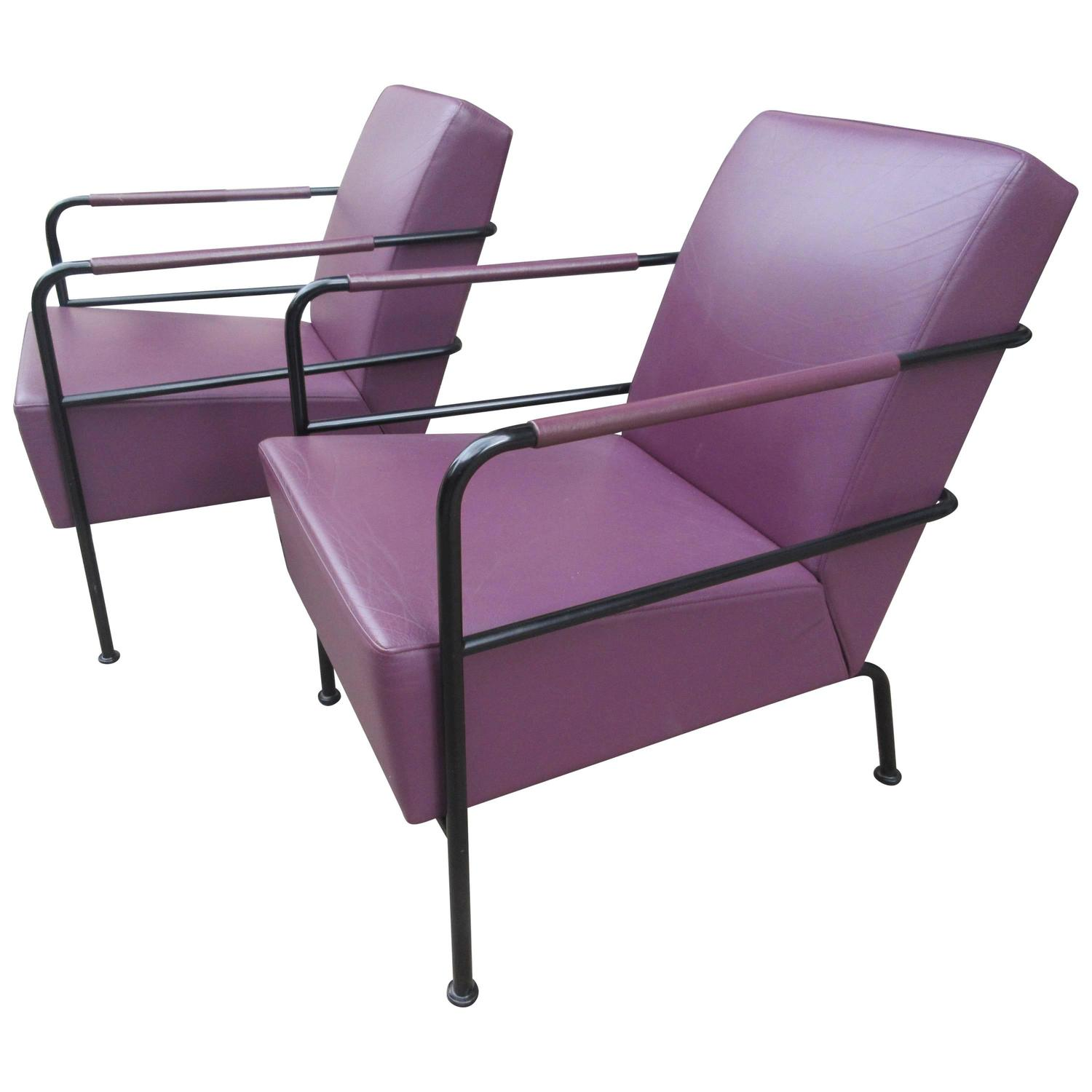 Lammhults Cinema Chair by Gunilla Allard at 1stdibs