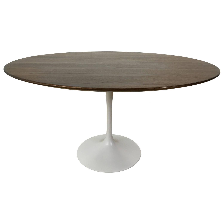 Saarinen Dining Table : Eero Saarinen Rosewood Dining Table by Knoll at 1stdibs