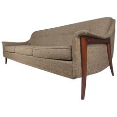 Three-Seat Danish Sofa by DUX