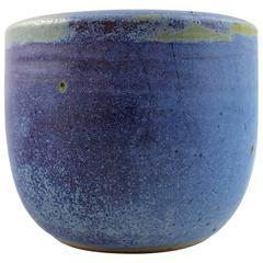 Einzigartige Keramikvase von Christian Poulsen, 1937