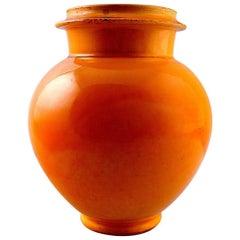 Kähler, HAK, Svend Hammershoi, Glazed Stoneware Vase