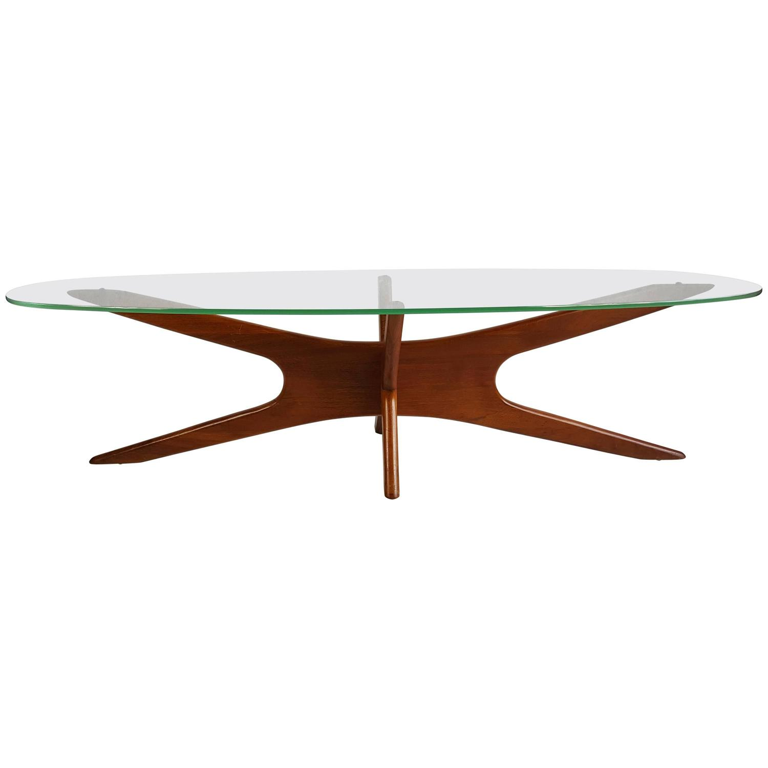 Adrian Pearsall Boomerang Coffee Table Adrian Pearsall Freeform