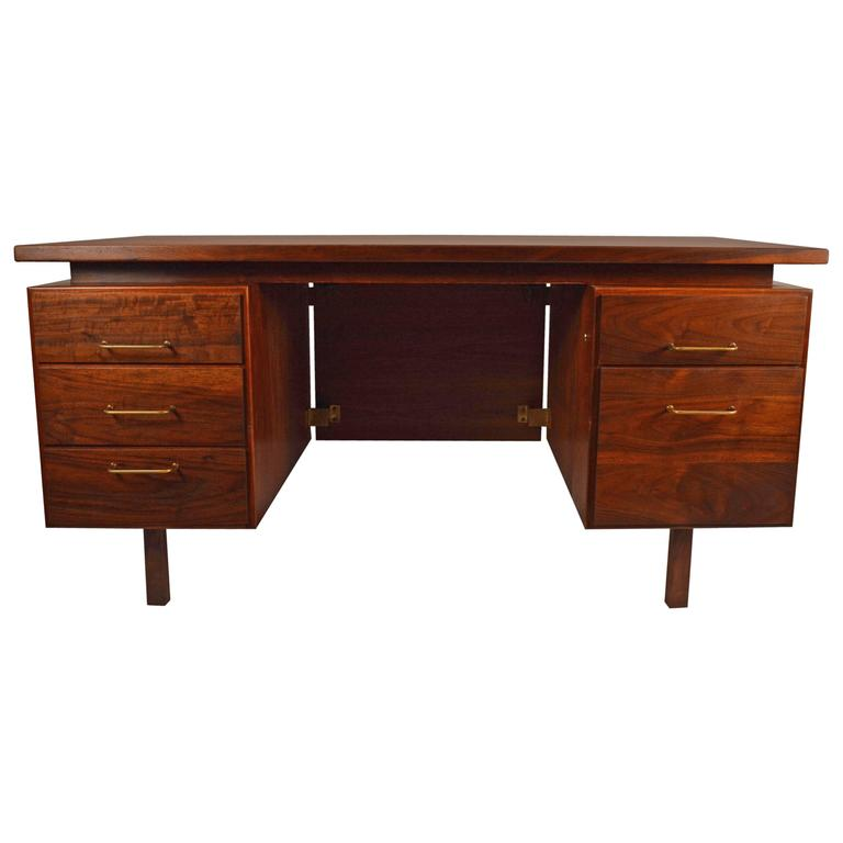Large Desk by Risom