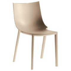 """Bo"" Stackable Colored Chair Designed by Philippe Starck for Driade"