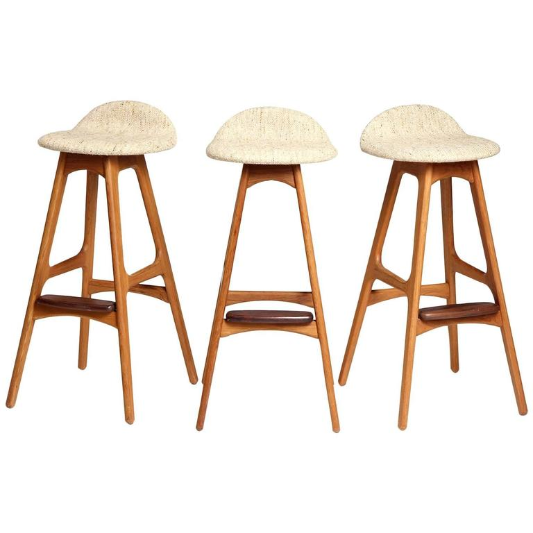 Barstool by Erik Buck For Sale