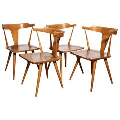 Set of Four Paul McCobb Planner Group Chairs