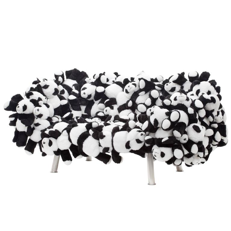 "Fernando And Humberto Campana, ""Panda Sofa,"" 2015 For Sale"
